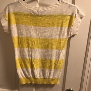 LOFT Sweaters - Short sleeve sweater top from the loft!